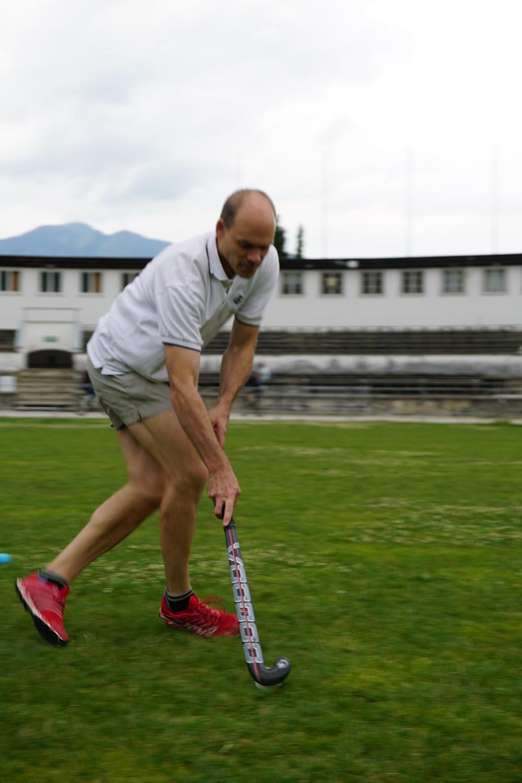 Sportpraxis: Hockey Dr. med. Björn Michel