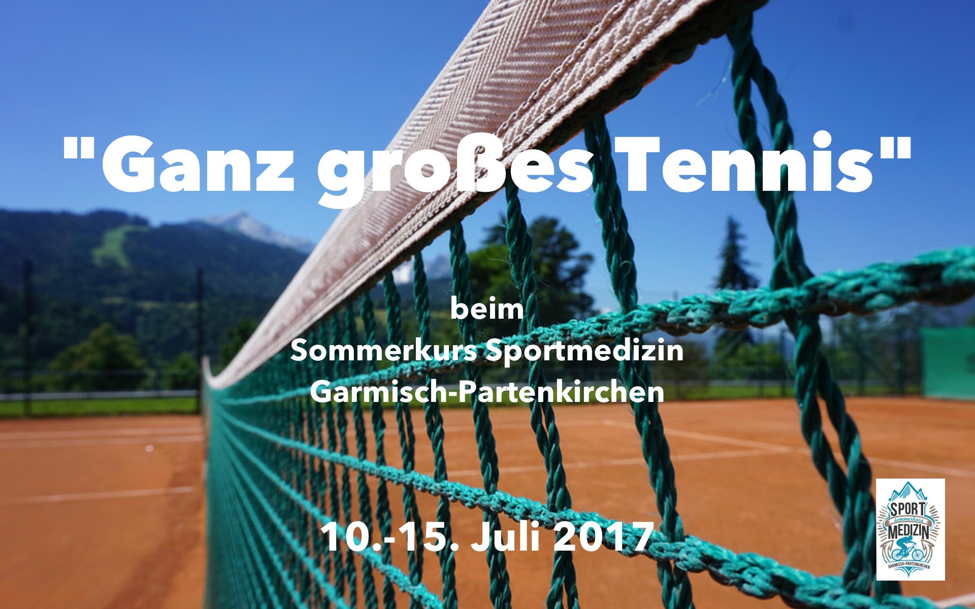 Ganz großes Tennis SSGP 2017